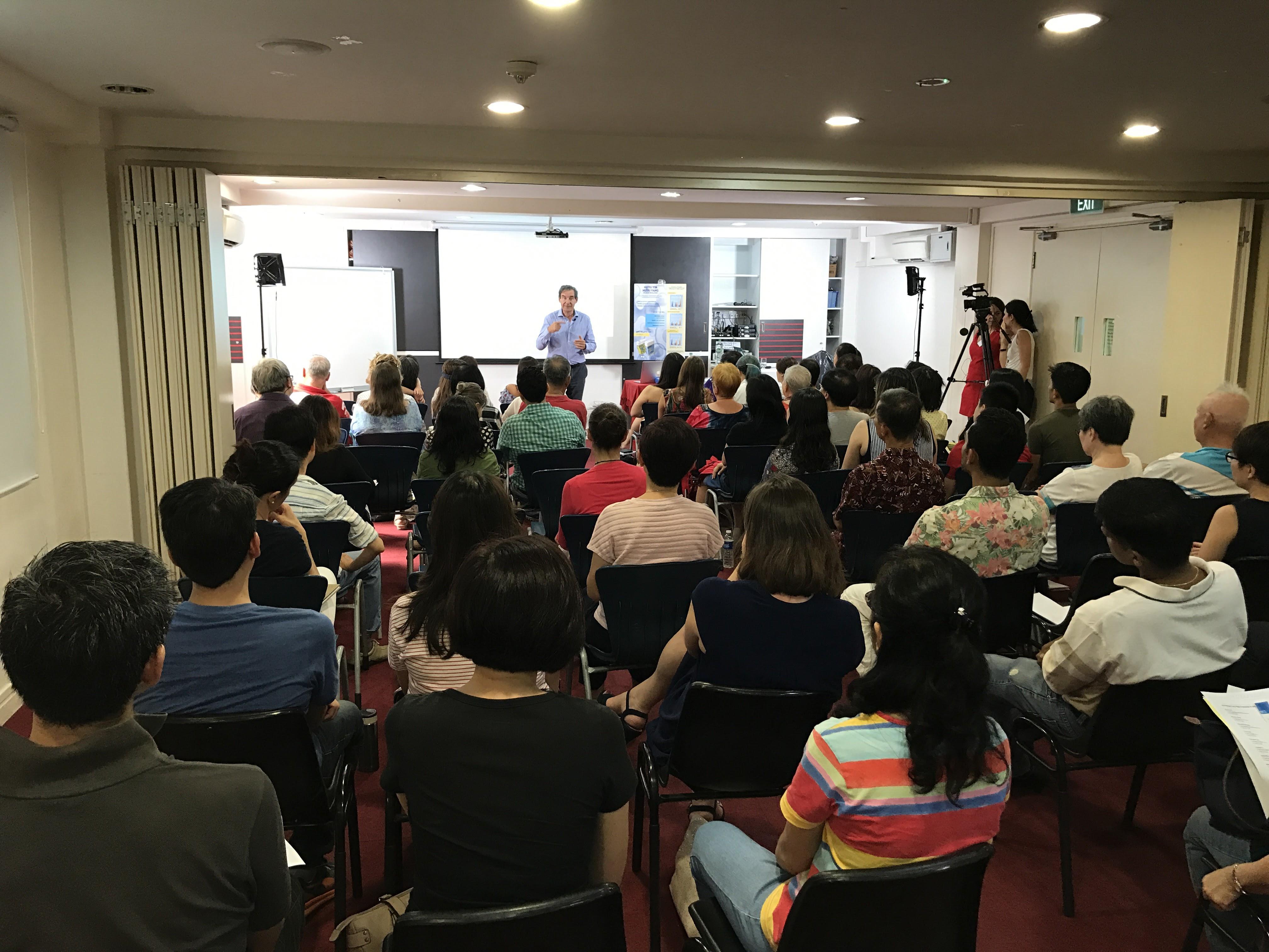 Dr Veret Conference Singapore 2017